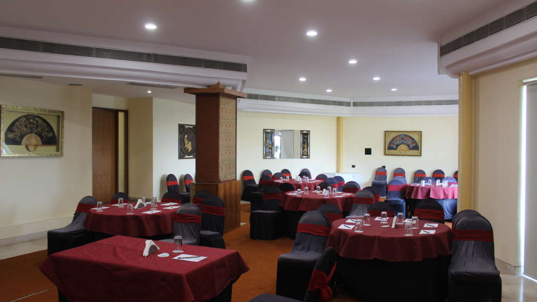 Ras Resorts in Silvassa Conference Hall - Samvad 2