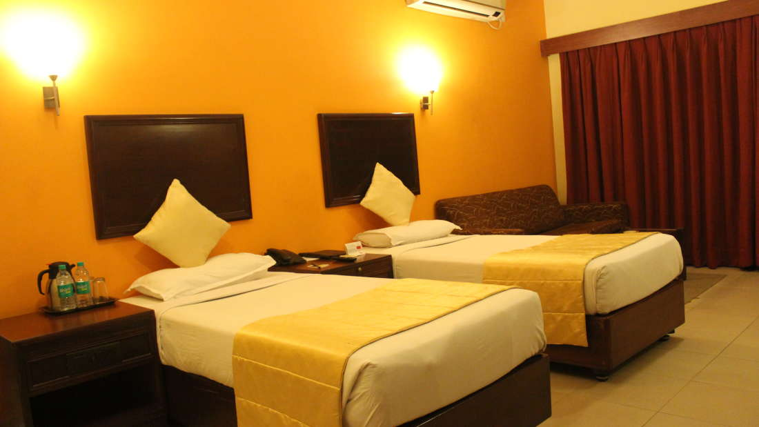 Ras Resorts in Silvassa Executive Room River View with Balcony