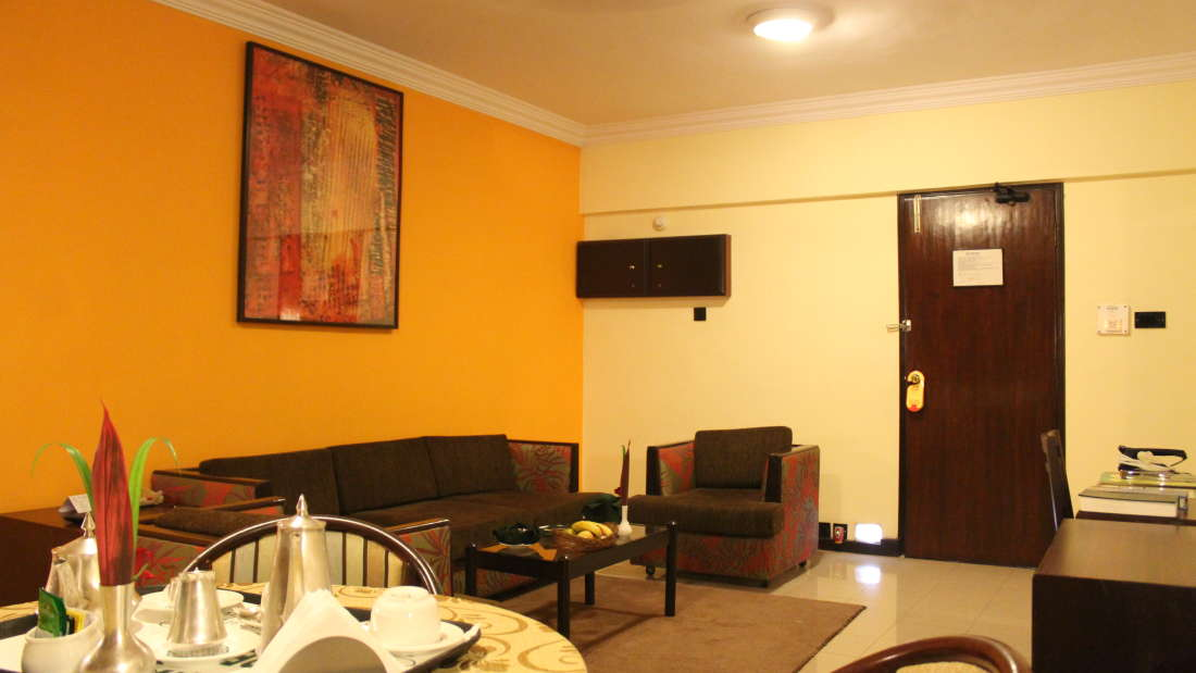 Ras Resorts in Silvassa Executive Suite 12