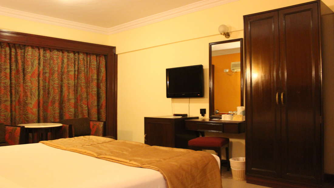 Ras Resorts in Silvassa Executive Suite 16