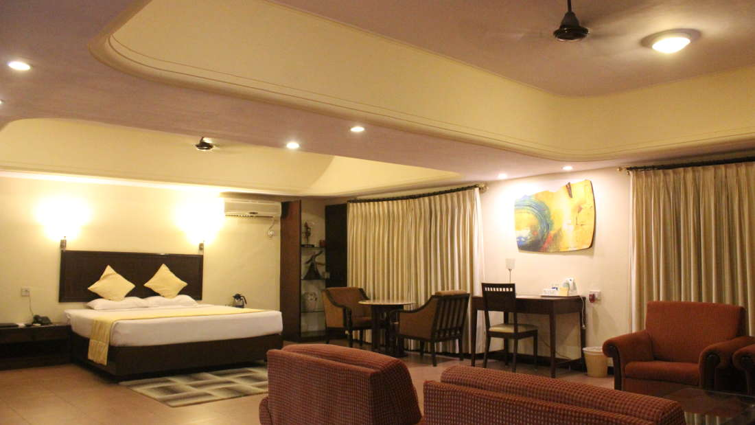 Ras Resorts in Silvassa Executive Suite 1