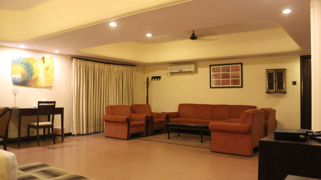 Ras Resorts in Silvassa Executive Suite 3