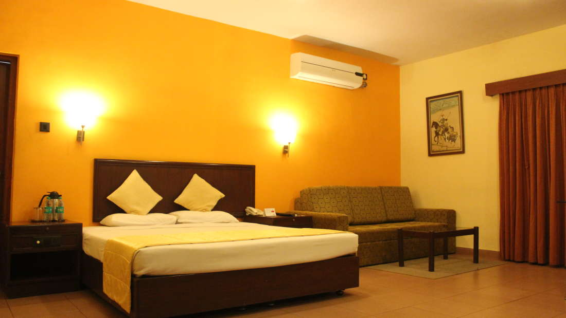 Ras Resorts in Silvassa Executive Suite 5