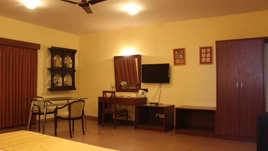 Ras Resorts in Silvassa Executive Suite 6