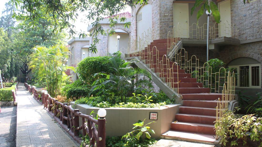 Ras Resorts in Silvassa Facade Lobbies and Temple 14