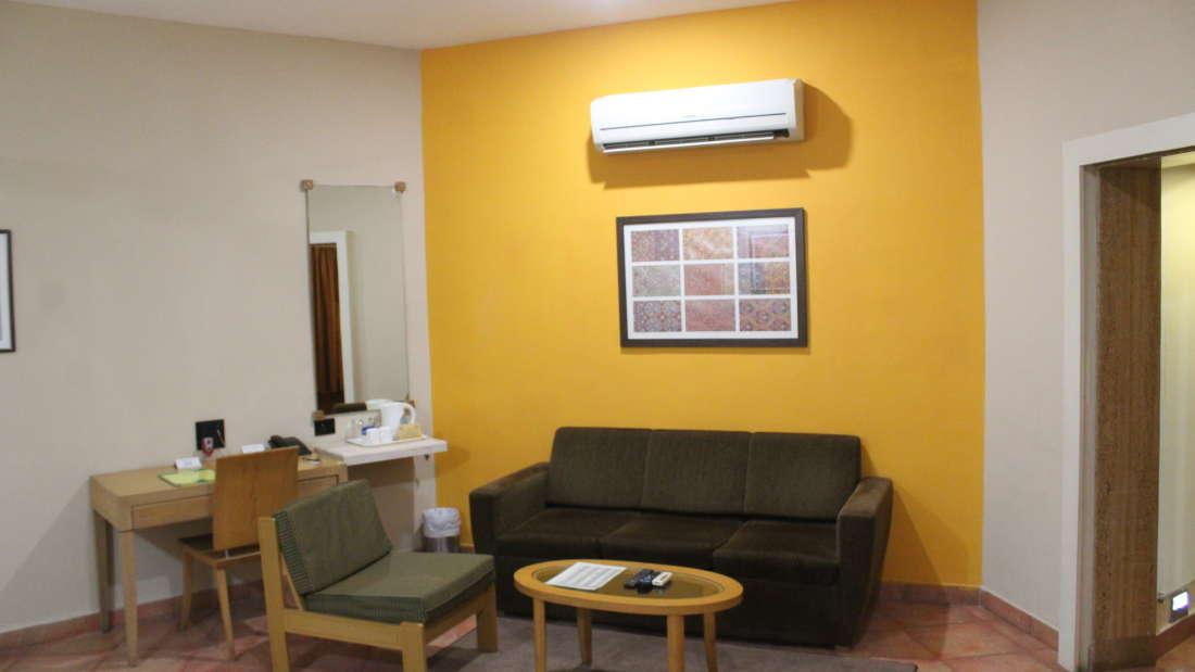 Ras Resorts in Silvassa Portugese Suite 1