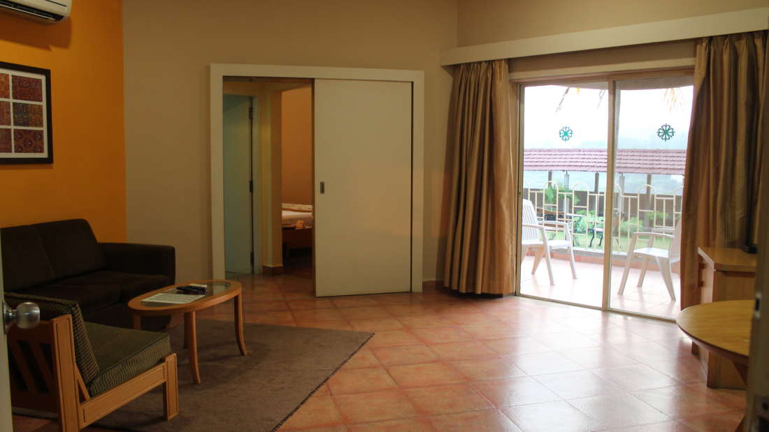 Ras Resorts in Silvassa Portugese Suite 6