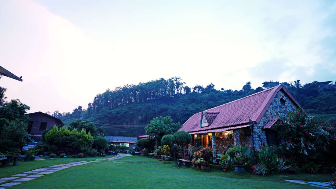 101 102 Teak Bamboo River View 3