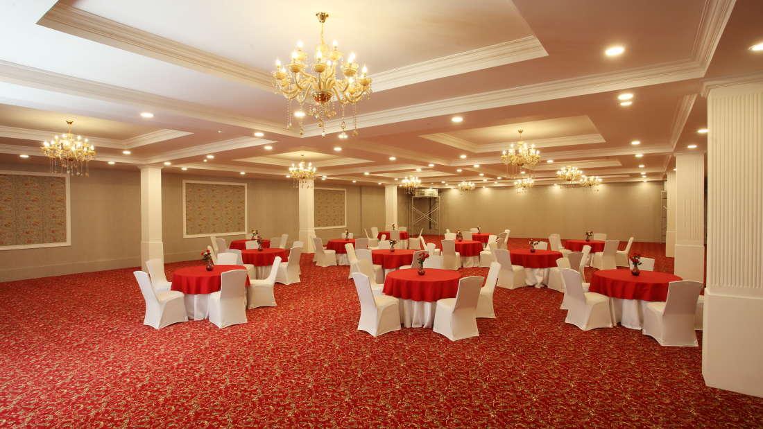 Royalton Leisure Resort Spa Bangalore36 dining Restaurant