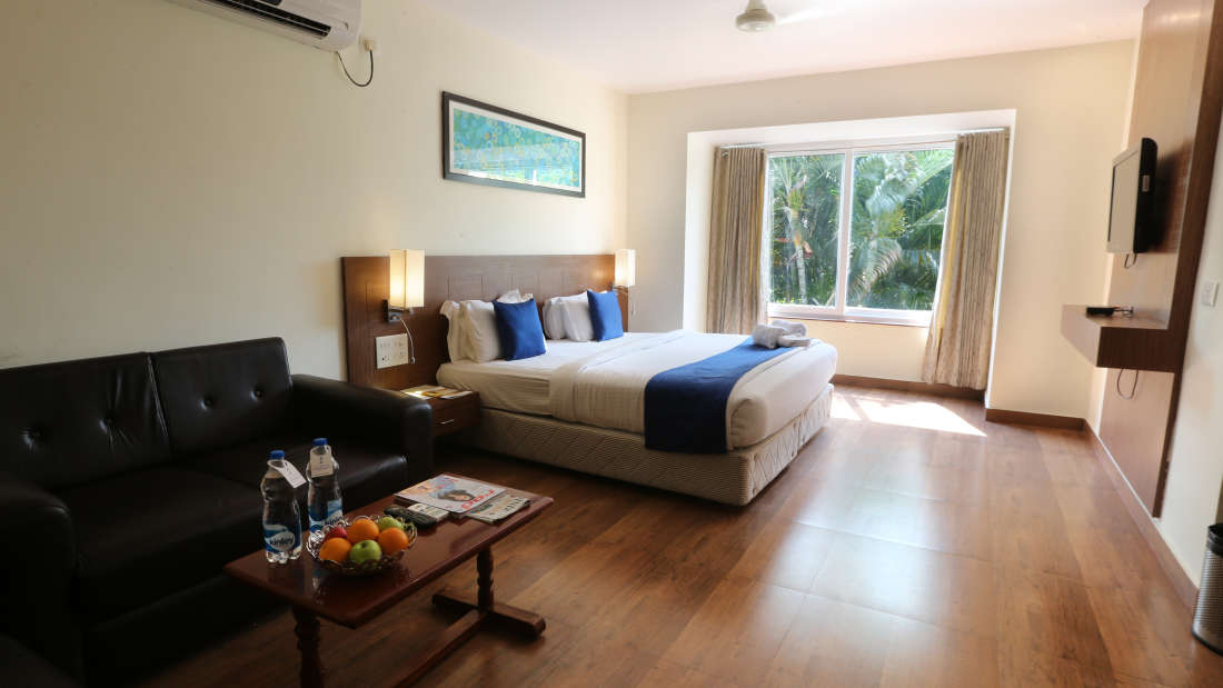 Rooms Sai Priya Beach Resort Vizag