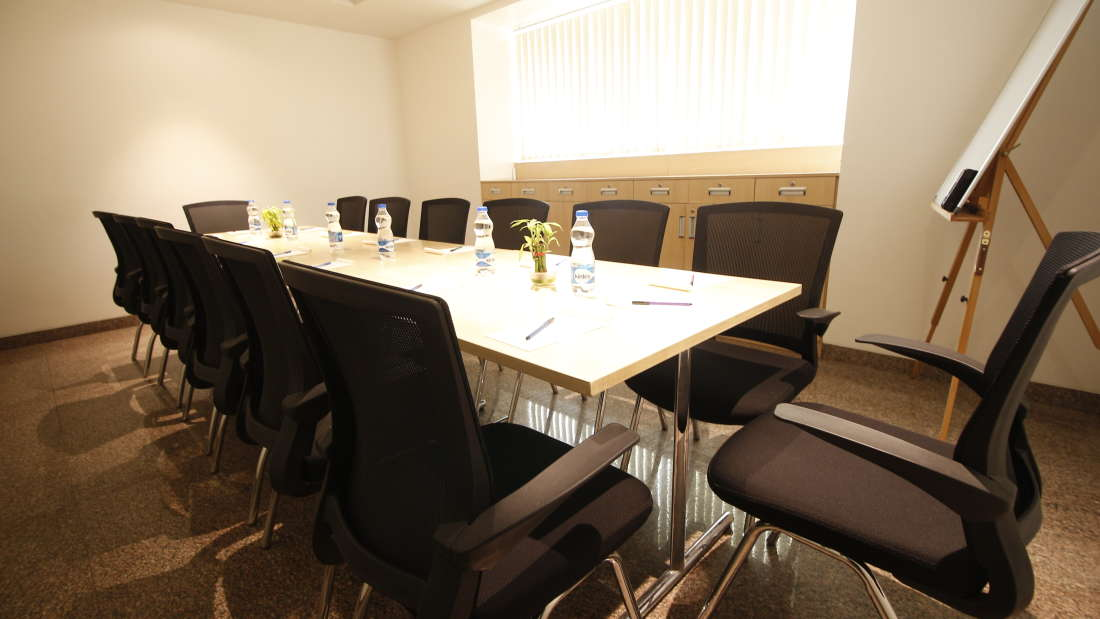 Meeting Room In Wilson Garden, Temple Tree, Hotel With Conference Halls 1