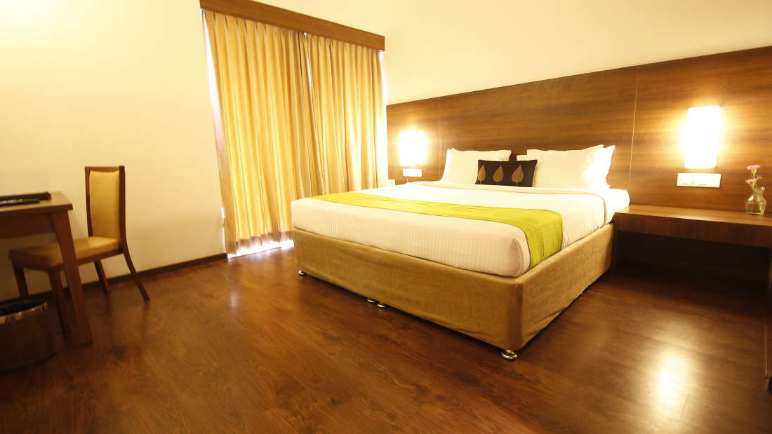 Rooms at Temple Tree, Hotel Near Lalbagh, Rooms In Lakkasandra 5