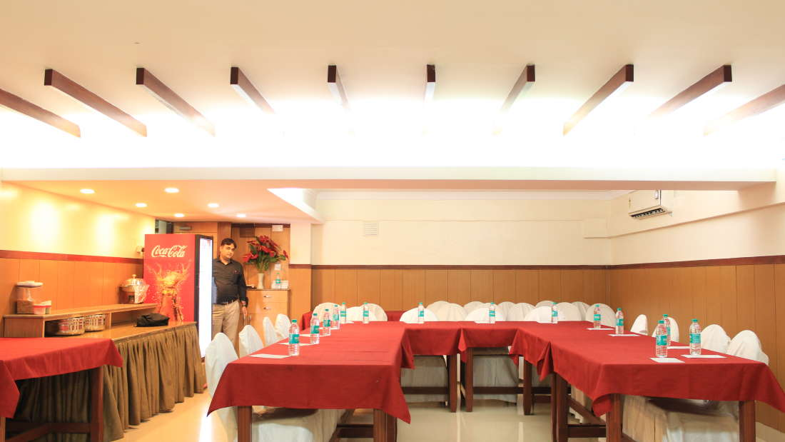 Conference Hall Trinity Suites Ulsoor Bangalore 1