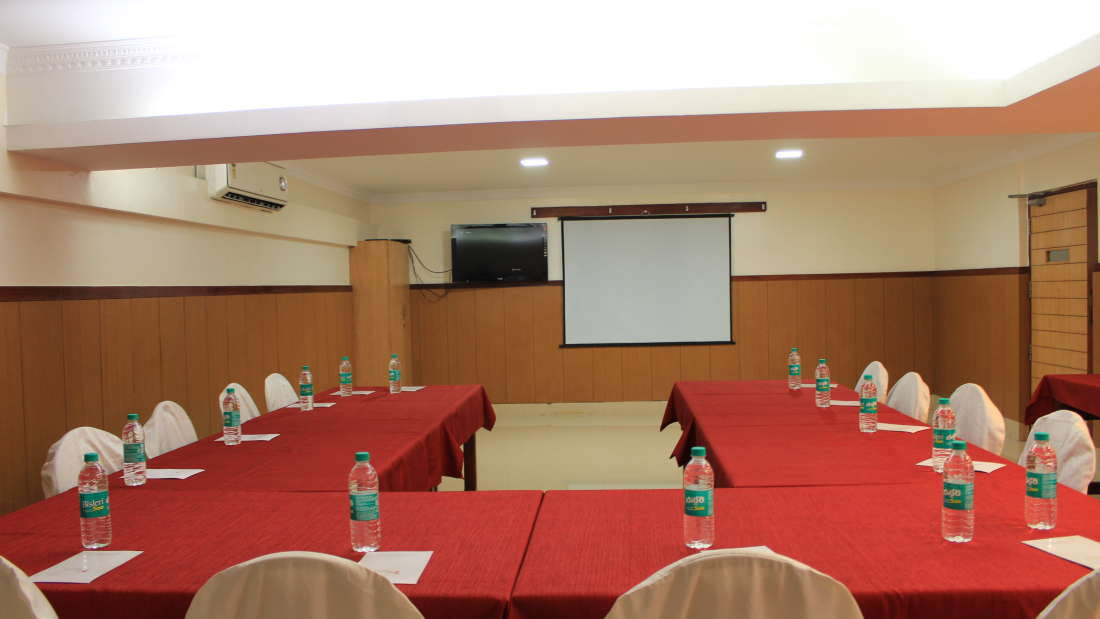 Conference Hall Trinity Suites Ulsoor Bangalore 2