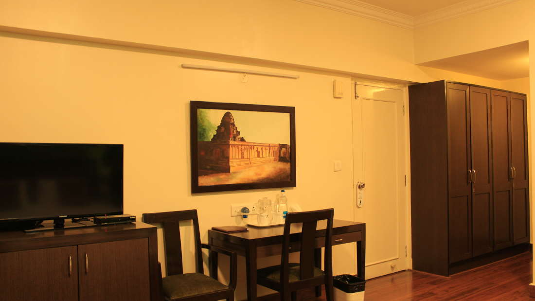 Executive Suite Trinity Suites Ulsoor Bangalore3 5