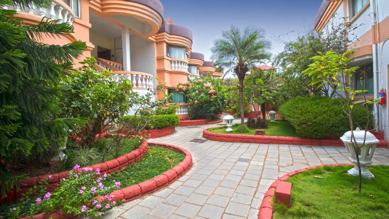 Lotus Resort 3 (India Goa): photos and reviews of tourists 23