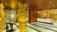 Reception Marigold Sarovar Portico Shimla, top shimla hotels 9