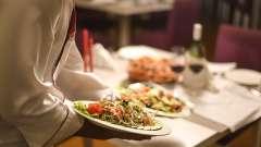 Dining at Sarovar Portico Naraina 5
