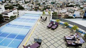 Hotel Atithi, Pondicherry Pondicherry Rooftop Pool Hotel Atithi Pondicherry