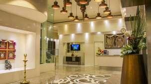 Hotel Bliss Luxury Hotel in Tirupati Online Booking reception 2