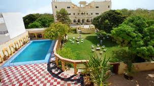Hotels near Jodhpur Airport, Hotel Jhalamand House, Location 7