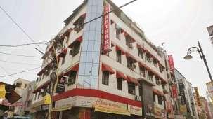 Hotel Sarthak Palace, Karol Bagh, New Delhi New Delhi And NCR facade hotel sarthak palace karol bagh new delhi 2