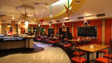 Restaurant in Kolkata, Floatel Kolkata, The Bridge Restaurant 9