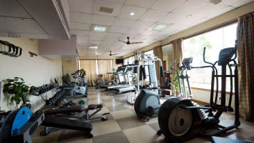 Health Club at Hotel Daspalla Visakhapatnam 1