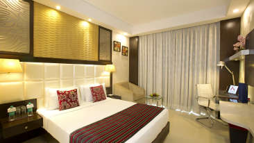 Superior Queen Room at Inde Hotel Chattarpur - Hotel in Chattarpur, New Delhi