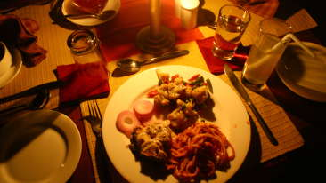 In House Restaurant at Infinity Resorts Bandhavgarh, Restaurant in Madhya Pradesh, Resort in Bandhavgarh 1