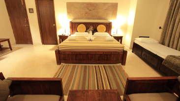 Villa at Infinity Resorts Kanha, Villa in Kanha 6
