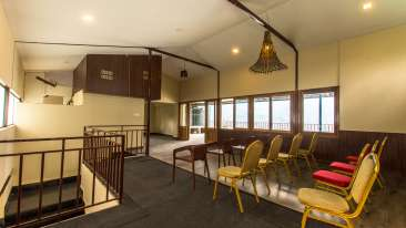 event halls at Mount Himalayan Hotel and spa 3