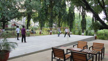 Ras Resorts in Silvassa Facade Lobbies and Temple 20