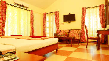 Renai Kappad Beach Resort Sea Facing Rooms 1