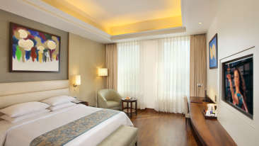 Premium Rooms at Seyfert Sarovar Portico Dehradun 3