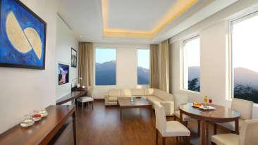 Suites at Hotel Seyfert Sarovar Premiere Dehradun 4
