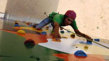 Wall Climbing Bunker Tao Experience Jaipur