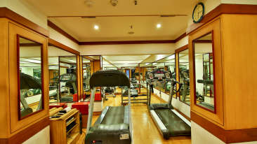 Fitness Centre The Gokulam Park Kochi