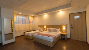 Family Suite The Solitaire Express Dehradun 2 Dehradun Room