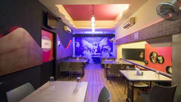 Blue Stone Bar at VITS Hotel, Nashik Nashik