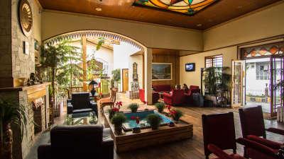 Central Heritage Resort & Spa, Darjeeling Darjeeling Reception Central Heritage Resort and Spa Hotel in Darjeeling