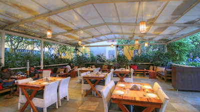 The Forresta Kitchen Bar Hotel Devraj Niwas Best Restaurants