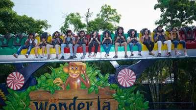 Wonderla Bamba Wonderla Amusement Park Kochi | Family Fun in ...