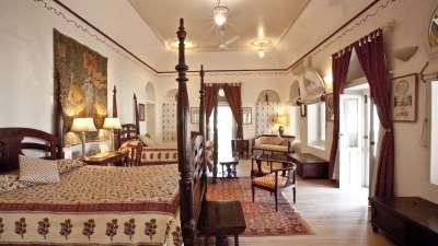 Neemrana Fort Palace Neemrana Francisi Mahal Hotel Neemrana Fort Palace Neemrana Rajasthan 2