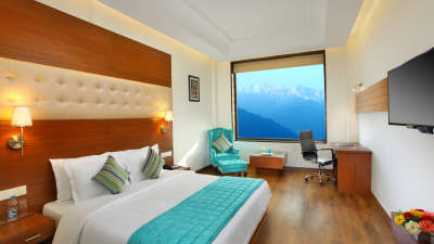 Superior Room at RS Sarovar Portico, Palampur Hotels 1