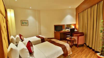 Superior Room at The Gokulam Park Kochi 6