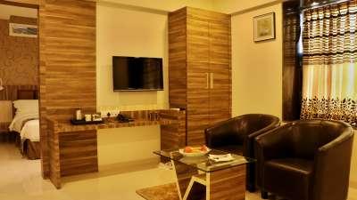 VITS Sagar Plaza, Pune Pune Suite VITS Sagar Plaza Pune 3