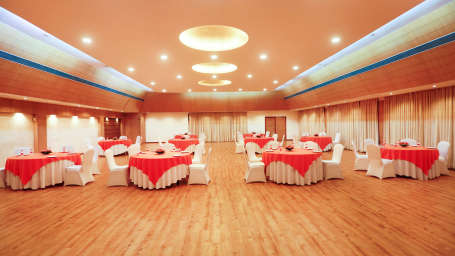 Royal Ballroom Asia Resorts Parwanoo 1