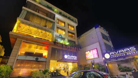exterior view Avaas Lifestyle- Amritsar Punjab 5