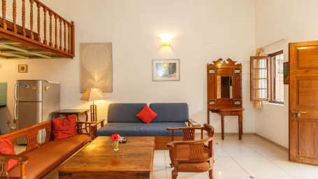 Casa Cottage Hotel, Bangalore Bangalore Casa-Cottage-Room-with-Kitchen-Bright-Garden-Family-Friendly- 10